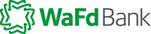 WaFd Bank logo